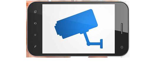 CCTV surveillance system features