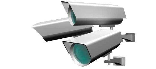 Support from Mercury 3 CCTV systems